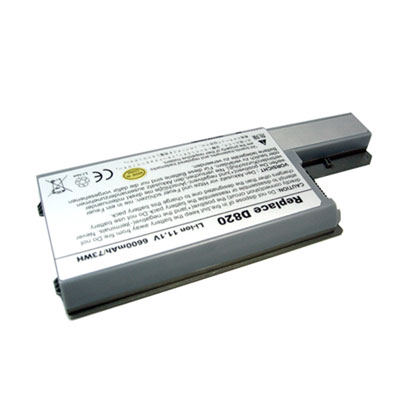 Laptop Battery for Dell Latitude D830