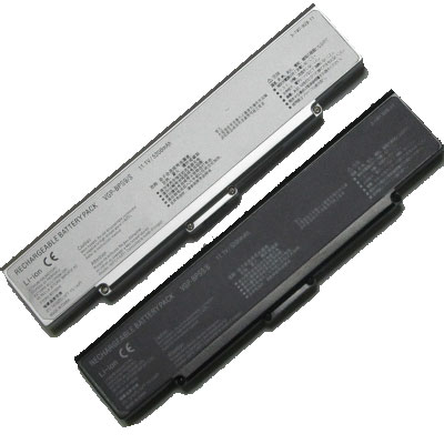 Laptop Battery for SONY VAIO VGN-CR60B/P
